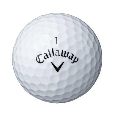 キャロウェイ SUPERSOFT MAX スーパーソフト マックス 2021年モデル ゴルフボール 1ダース(12球入り) ホワイト 詳細1