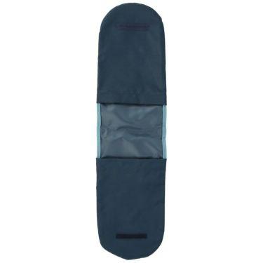 マンシングウェア Munsingwear メンズ シューズケース MGBOJA20 GY00 グレー 詳細1