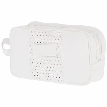 マンシングウェア Munsingwear メンズ 星柄 クラッチバッグ MGBOJA44 WH00 ホワイト ホワイト(WH00)