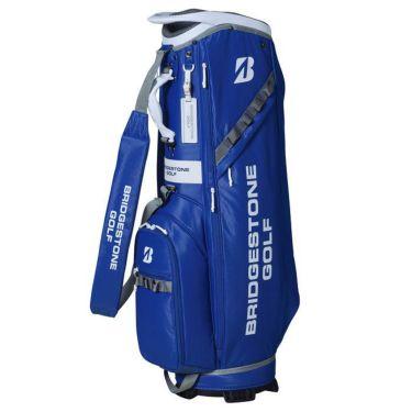 ブリヂストン 軽量モデル メンズ キャディバッグ CBG113 BL ブルー 2021年モデル ブルー(BL)