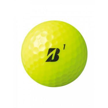 ブリヂストン エクストラソフト 2021年モデル ゴルフボール 1ダース(12球入り) イエロー 詳細1