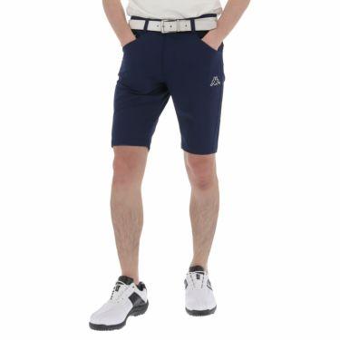 【ss特価】△カッパ メンズ ロゴプリント ショートパンツ KG912SP24 ゴルフウェア [春夏モデル 50%OFF] 特価 ネイビー(NV)