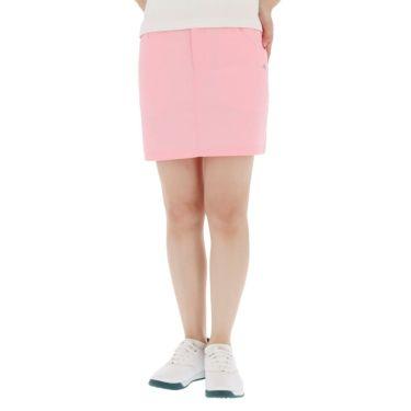 【ss特価】△カッパ レディース 撥水 ストレッチ スカート KC922SK63 ゴルフウェア [春夏モデル 50%OFF] 特価 ピンク(PK)