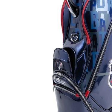 アダバット adabat プレステージモデル キャディバッグ ABC414 NV ネイビー 2021年モデル 詳細3