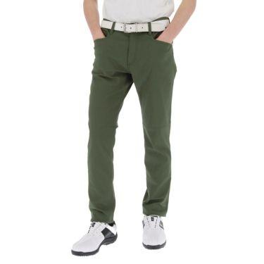 トラヴィスマシュー Travis Mathew メンズ ロゴ刺繍 5ポケット ストレッチ ロングパンツ 7AD006 2021年モデル [裾上げ対応1●] オリーブグリーン(3OLG)