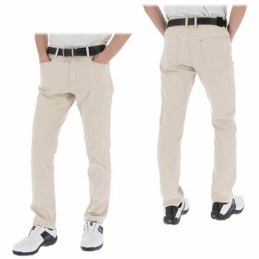 トラヴィスマシュー Travis Mathew メンズ ロゴ刺繍 5ポケット ストレッチ ロングパンツ 7AD006 2021年モデル [裾上げ対応1●] 詳細3