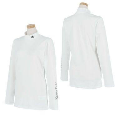 カッパ Kappa レディース ロゴプリント 長袖 ハイネック インナーシャツ KGA22UT61 2020年モデル 詳細3