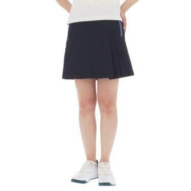 【ss特価】△カッパ レディース ドビーストレッチ スカート KGA22SK62 [2020年モデル] ゴルフウェア [春夏モデル 50%OFF] 特価 ネイビー(NV)