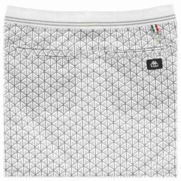 【ss特価】△カッパ レディース ロゴ刺繍 幾何学柄 スカート KGA22SK65 [2020年モデル] ゴルフウェア [春夏モデル 50%OFF] 特価 詳細4