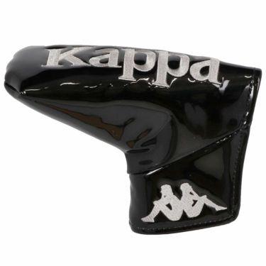 【ss特価】△[2020年モデル] カッパ メンズ パター用 ヘッドカバー ピン型 KGA18AZ04 BK ブラック [50%OFF] 特価 ブラック(BK)
