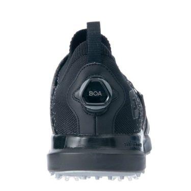フットジョイ FootJoy ハイパーフレックス ボア 2021年モデル メンズ ゴルフシューズ 51087 ブラック 詳細5
