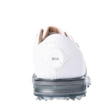 フットジョイ FootJoy ドライジョイズ プレミア パッカード ボア 2021年モデル メンズ ゴルフシューズ 53944 ホワイト/グレー/ブラック 詳細5
