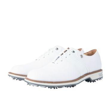 フットジョイ FootJoy ドライジョイズ プレミア パッカード レース 2021年モデル メンズ ゴルフシューズ 53931 ホワイト/ホワイト ホワイト/ホワイト(53931)