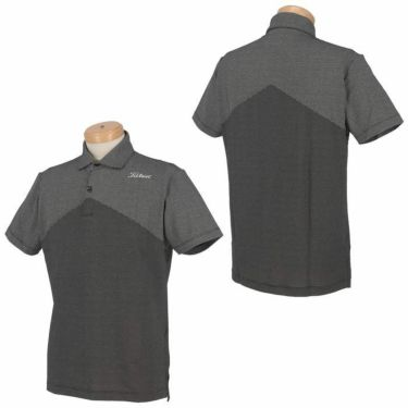 タイトリスト Titleist メンズ ストレッチ 半袖 ポロシャツ TSMC2005 2020年モデル 詳細3