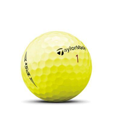 テーラーメイド TP5x ゴルフボール 2021年モデル 1ダース(12球入り) イエロー 詳細