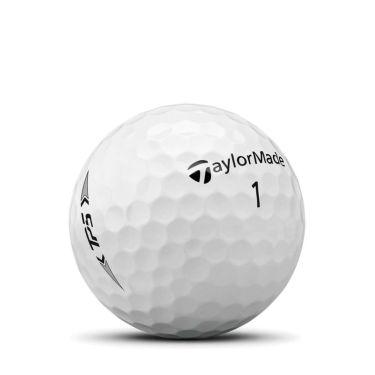 オウンネーム専用 テーラーメイド TP5 ゴルフボール 2021年モデル 1ダース(12球入り) ホワイト 詳細