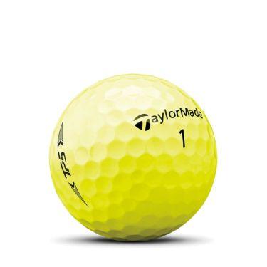 オウンネーム専用 テーラーメイド TP5 ゴルフボール 2021年モデル 1ダース(12球入り) イエロー 詳細