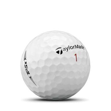 オウンネーム専用 テーラーメイド TP5x ゴルフボール 2021年モデル 1ダース(12球入り) ホワイト 詳細
