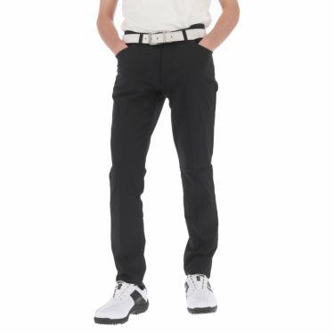 アディダス adidas メンズ 5ポケット ストレッチ ロングパンツ 22684 2021年モデル [裾上げ対応1●] ブラック(GM0060)