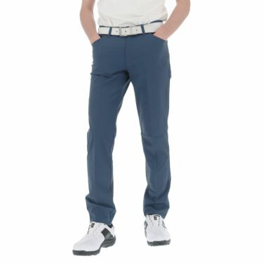 アディダス adidas メンズ 5ポケット ストレッチ ロングパンツ 22684 2021年モデル [裾上げ対応1●] クルーネイビー(GM0075)