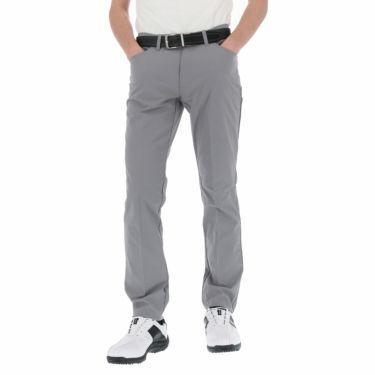 アディダス adidas メンズ 5ポケット ストレッチ ロングパンツ 22684 2021年モデル [裾上げ対応1●] グレースリー(GM0057)
