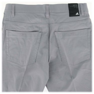 アディダス adidas メンズ 5ポケット ストレッチ ロングパンツ 22684 2021年モデル [裾上げ対応1●] 詳細4