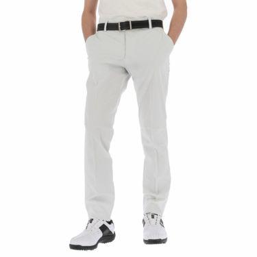 アディダス adidas メンズ EXストレッチ シャンブレー ロングパンツ 23079 2021年モデル [裾上げ対応1●] ホワイト(GM0764)