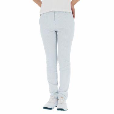 アディダス adidas レディース サッカー生地 EXストレッチ ロングパンツ 23258 2021年モデル [裾上げ対応1] ホワイト(GM0877)