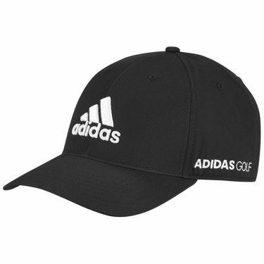 アディダス adidas メンズ 立体ロゴ刺繍 ツアー キャップ 22946 GL8898 ブラック/ホワイト 2021年モデル ブラック/ホワイト(GL8898)