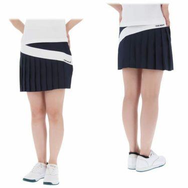 【ss特価】△ビバハート レディース インナーパンツ一体型 プリーツ スカート 012-72541 [2020年モデル] ゴルフウェア [春夏モデル 62%OFF] 特価 詳細3