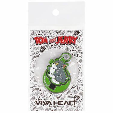 ビバハート VIVA HEART レディース トムとジェリー コラボ フリップアップ マーカー 016-92404 13 グレー 2020年モデル グレー(13)