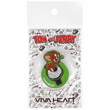 ビバハート VIVA HEART レディース トムとジェリー コラボ フリップアップ マーカー 016-92404 43 ブラウン 2020年モデル ブラウン(43)