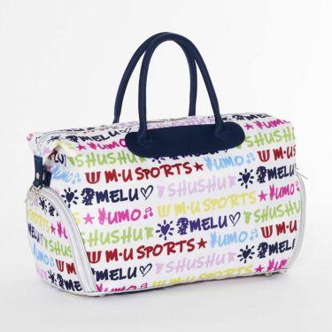 M・U SPORTS エム・ユー・スポーツ ユニセックス ボストンバッグ 703D1262 093 マルチ 2021年モデル 詳細2