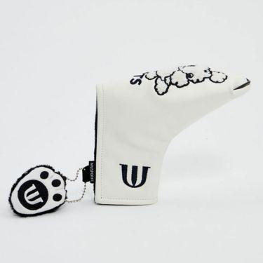 M・U SPORTS エム・ユー・スポーツ ユニセックス パターカバー 703D1528 001 ホワイト 2021年モデル ホワイト(001)