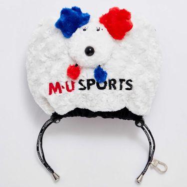 M・U SPORTS エム・ユー・スポーツ ユニセックス アイアンカバー 703D2540 075 ネイビー 2021年モデル ネイビー(075)