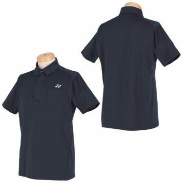 ヨネックス YONEX メンズ メッシュショルダー 半袖 フライフロント ポロシャツ GWS1150 2020年モデル 詳細3