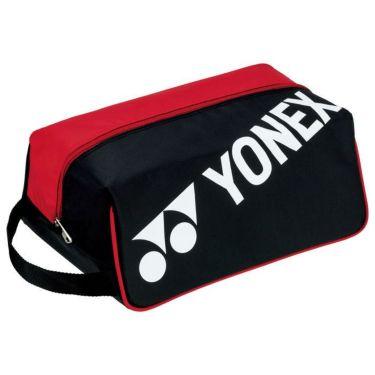 ヨネックス YONEX シューズケース BAG1933 053 レッド/ブラック レッド/ブラック(053)