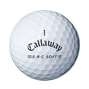 キャロウェイ E・R・C ソフト ゴルフボール 2021年モデル ホワイト 1ダース(12球入り)  詳細1