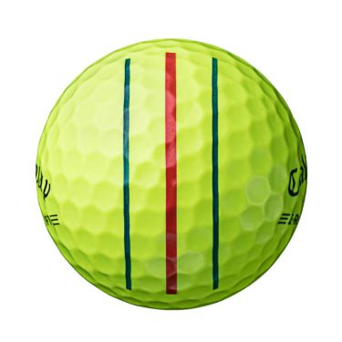 キャロウェイ E・R・C ソフト ゴルフボール 2021年モデル イエロー 1ダース(12球入り) 詳細2