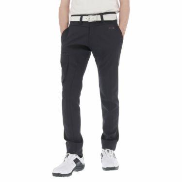 オークリー OAKLEY メンズ SKULL ストレッチ テーパード ロングパンツ FOA402485 2021年モデル [裾上げ対応1●] ブラックアウト(02E)