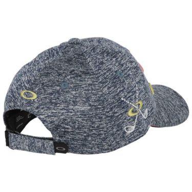 【ssプロパー】△オークリー メンズ BG FIXED CAP 15.0 キャップ FOS900659 67Z ピーコート ゴルフウェア [2021年モデル] 詳細1
