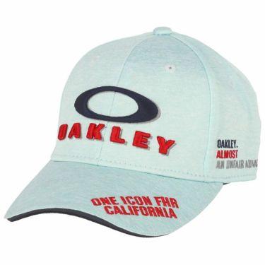 【ssプロパー】△オークリー メンズ BG FIXED CAP 15.0 キャップ FOS900659 100  ゴルフウェア [2021年モデル] 100