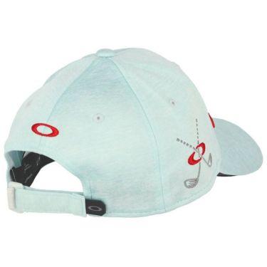 【ssプロパー】△オークリー メンズ BG FIXED CAP 15.0 キャップ FOS900659 100  ゴルフウェア [2021年モデル] 詳細1