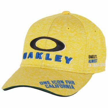 【ssプロパー】△オークリー メンズ BG FIXED CAP 15.0 キャップ FOS900659 595 ヴィンテージイエロー ゴルフウェア [2021年モデル] ヴィンテージイエロー(595)
