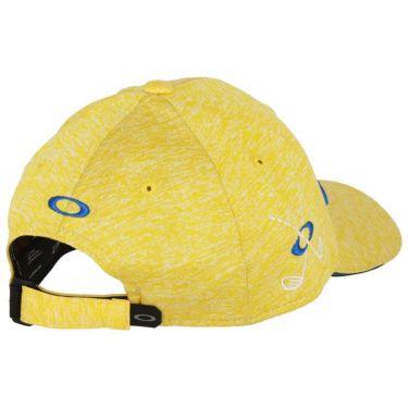 【ssプロパー】△オークリー メンズ BG FIXED CAP 15.0 キャップ FOS900659 595 ヴィンテージイエロー ゴルフウェア [2021年モデル] 詳細1