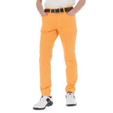 【ssプロパー】△ニューバランス メンズ METRO キータグ付き ストレッチ ロングパンツ 012-1131014 ゴルフウェア [2021年春夏モデル] [裾上げ対応1●] オレンジ(151)