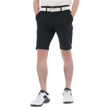 【ssプロパー】△ニューバランス メンズ SPORT キータグ付き ストレッチ ショートパンツ 012-1132003 ゴルフウェア [2021年春夏モデル] ブラック(010)