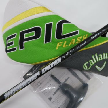 キャロウェイ EPIC FLASH エピックフラッシュスター ドライバー 10.5° 【R】 スピーダーエボリューション for CW 詳細6