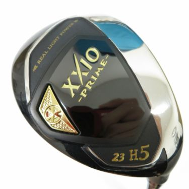 ダンロップ XXIO PRIME 10 ゼクシオ プライム10 ユーティリティ H5 23° 【R】 SP-1000