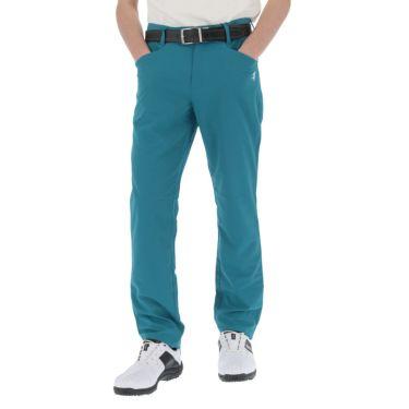 アドミラル Admiral メンズ ランパント刺繍 ストレッチ 5ポケット ロングパンツ ADMA141 2021年モデル [裾上げ対応1●] グレー(19)